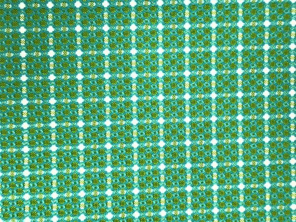 89122 Dots Turquoise